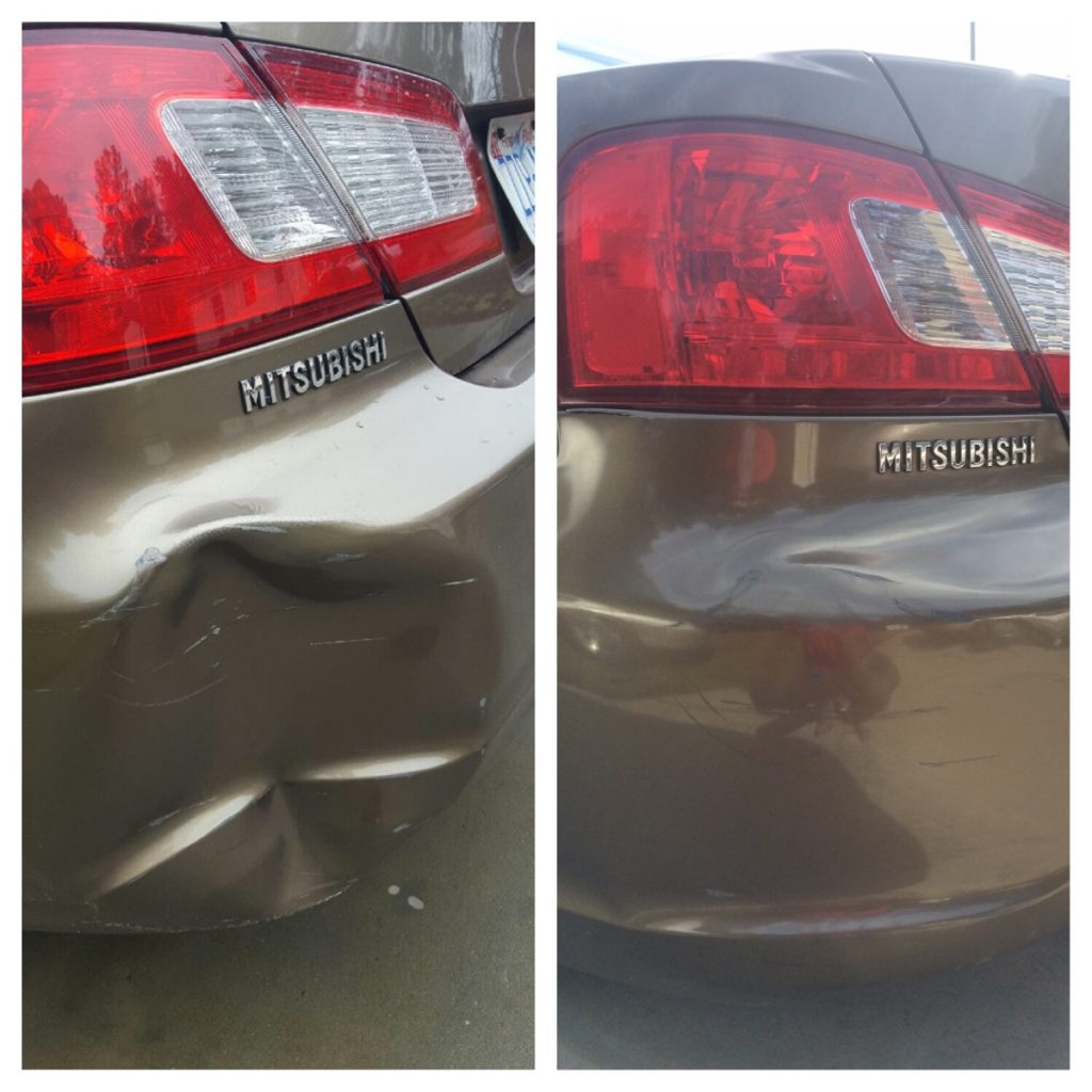 Bumper Repair in Raleigh, North Carolina