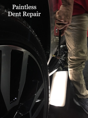Paintless dent repairs are a great way to restore your car