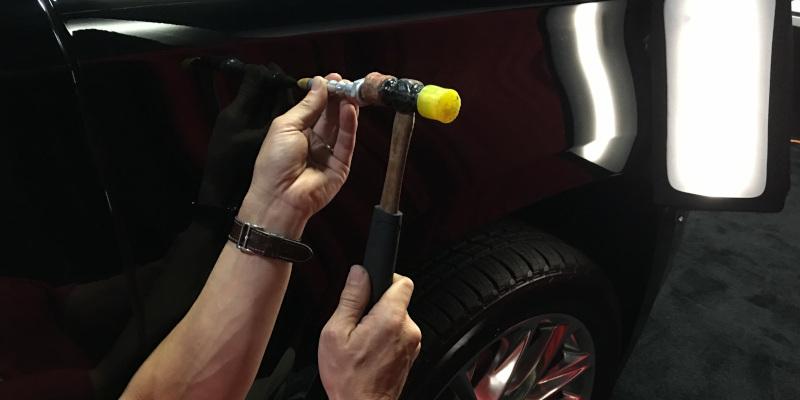 mobile dent repair service