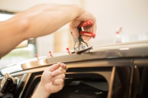 your car is a great candidate for paintless dent repair