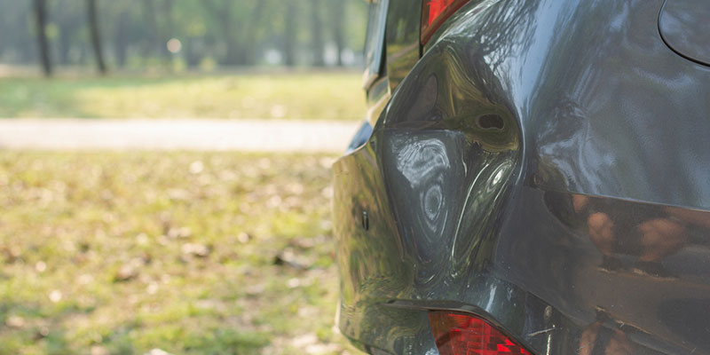 Dent removal can make your car look as good as new